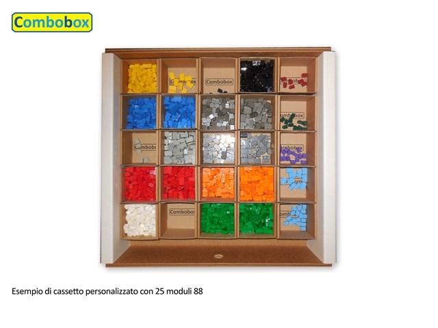 Contenitori per cassetti awesome contenitori per cassetti - Grucce legno ikea ...